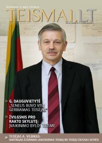 Žurnalas Teismai.lt